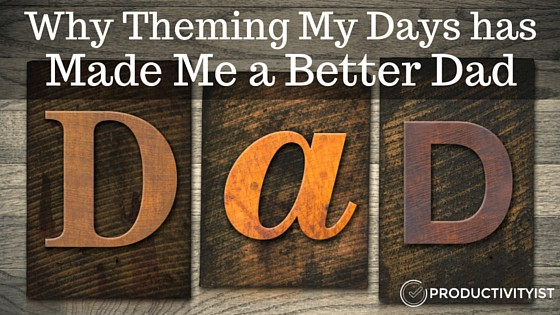 Why Theming My Days has