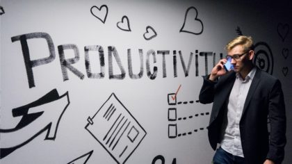What To Do When You Notice Your Business Productivity Dropping