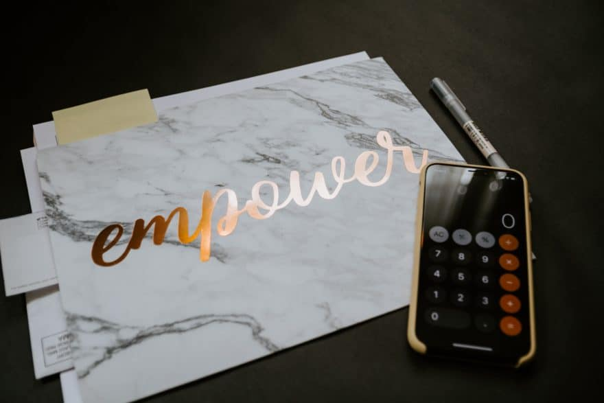Empowering yourself through self-employment
